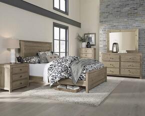 Progressive Furniture B623TBDRMRCSNS