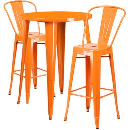 Flash Furniture CH51090BH230CAFEORGG
