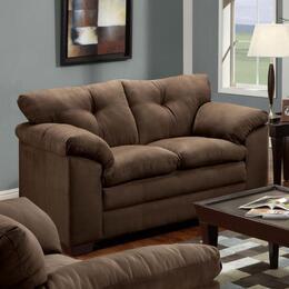 Lane Furniture 656502LUNACHOCOLATE
