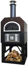 Chicago Brick Oven CBOOSTD750HYBLPCVR3K