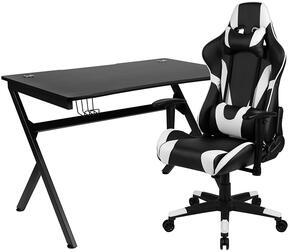 Flash Furniture BLNX20D1904BKGG