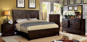 Furniture of America CM7734EKBEDNSCHDRMR