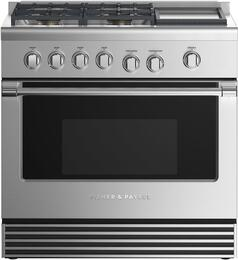 Fisher Paykel RGV2364GDLN