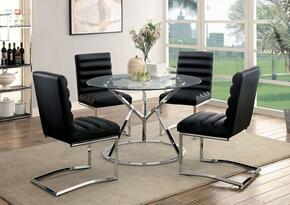 Furniture of America CM3170RT4BSC