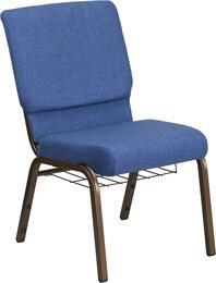 Flash Furniture FDCH02185GVBLUEBASGG