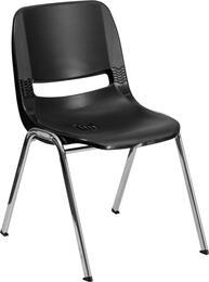 Flash Furniture RUT16BKCHRGG