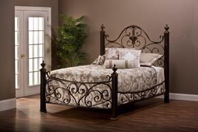 Hillsdale Furniture 1648BKR