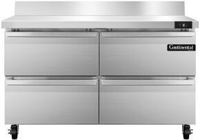 Continental Refrigerator SWF48BSD