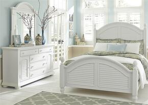Liberty Furniture 607BRQPSDM