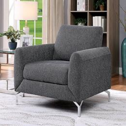 Furniture of America CM6088GYCH
