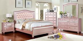 Furniture of America CM7171RGQBNCDM