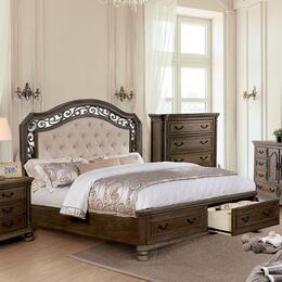 Furniture of America CM7661DRQBED