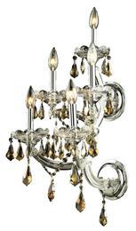 Elegant Lighting 2801W5CGTSS