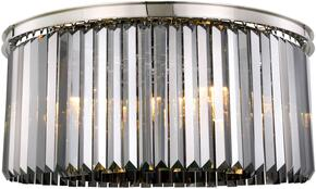 Elegant Lighting 1238F31PNSSRC
