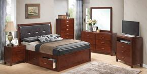 Glory Furniture G1200BQSBNTV