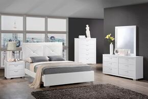Myco Furniture BR1235QNMDRWH