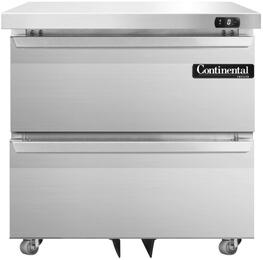 Continental Refrigerator SWF32UD