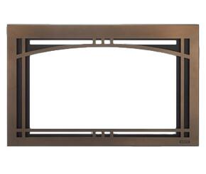 "CASFI30BZ Contemporary Arch 30"" Screen Front in Bronze"