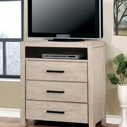 Furniture of America CM7382WHTV
