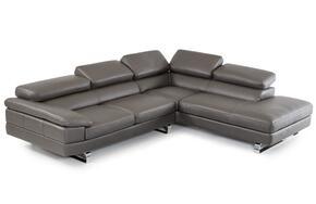 VIG Furniture VGFTVIOLETTAGRY