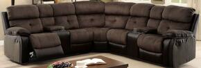 Furniture of America CM6871SECTIONAL
