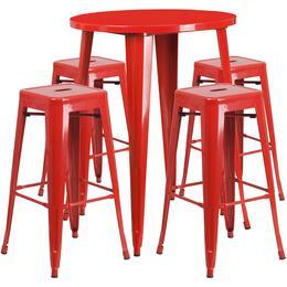 Flash Furniture CH51090BH430SQSTREDGG