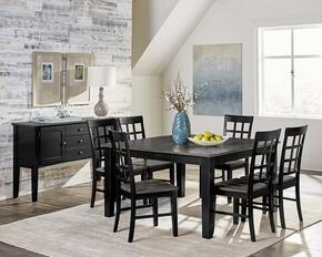 Progressive Furniture D811DT6SCSV