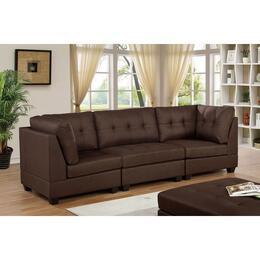 Furniture of America CM6957BRSFPK