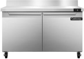 Continental Refrigerator SWF48BS
