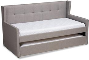 Wholesale Interiors CF9018GREYDAYBED