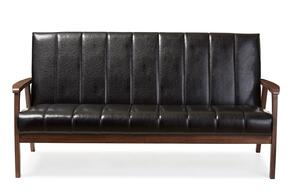 Wholesale Interiors BBT8011A2BLACKSOFA
