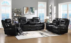 Myco Furniture 2156SBK3PC