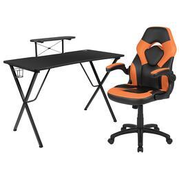 Flash Furniture BLNX10RSG1031ORGG