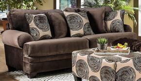 Furniture of America SM5142BRSF