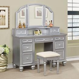Furniture of America CMDK6848SV