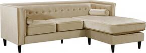 Meridian 643BESECTIONAL