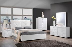 Myco Furniture BR1235QNCMDRWH