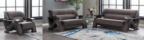 Global Furniture USA U2033GREYSLC
