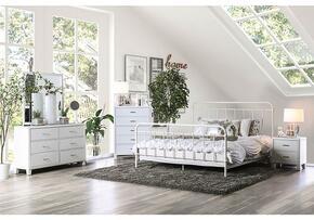 Furniture of America CM7701WHTDMNC5PC