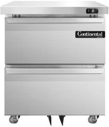 Continental Refrigerator SWF27UD