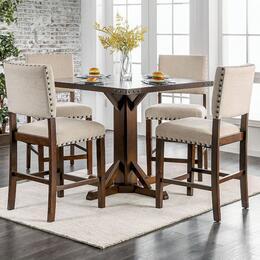 Furniture of America CM3018PTPC5PCSET