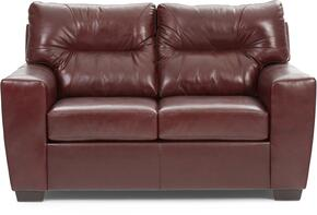 Lane Furniture 204302SOFTTOUCHCRIMSON