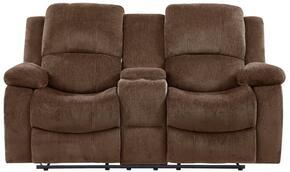 Global Furniture USA U3118CSUBARUCOFFEECRLS
