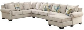 Furniture of America CM6156SECTIONALCH