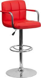 Flash Furniture CH102029REDGG