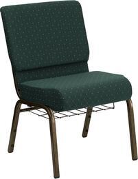 Flash Furniture FDCH02214GVS0808BASGG