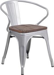 Flash Furniture CH31270SILWDGG