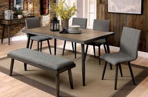 Furniture of America CM3360T4SCBN