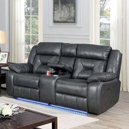 Furniture of America CM6641GYLVPM