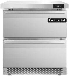 Continental Refrigerator SW27FBD